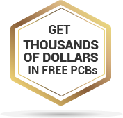Get thousand free pcb