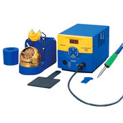 Hakko FM203-01 Dual Port, Variable Temperature Soldering Station