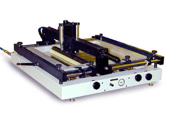SPR-40 Semiautomatic SMT Stencil Printer