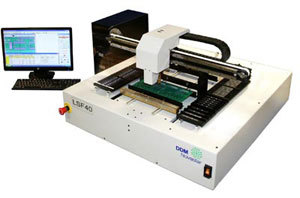 L-SF40 Small Benchtop Pick & Place Machine
