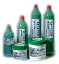 4300 Lead or Lead-Free Water Washable Solder Paste (250 gr jar)